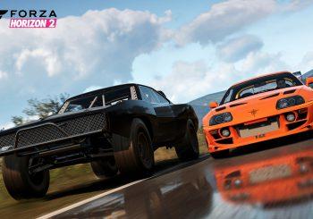 Forza Horizon 2 reçoit le pack Fast & Furious de Forza Motorsport 6