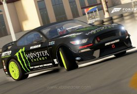 XBR Forza Motorsport Showroom – Ford Mustang Shelby GT350R Monster