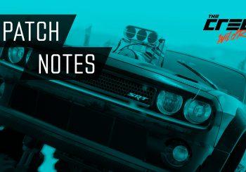 Notes du patch de mars pour The Crew