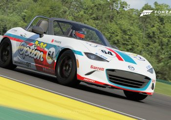 XBR Forza Motorsport Showroom - Mazda Mx-5 Video Option