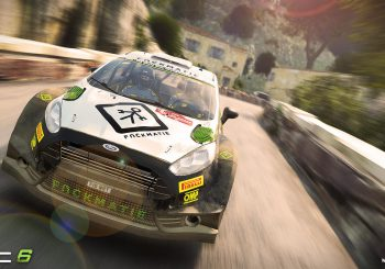WRC 6 : Le mode split screen multijoueur dévoilé