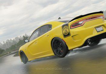XBR Forza Horizon Showroom – Dodge Charger SRT Super Bee
