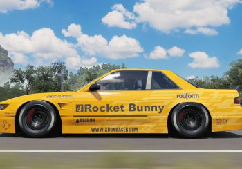 XBR Forza Horizon Showroom - Nissan Silvia Club K'S Rocket Bunny