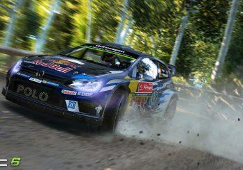 WRC 6 a lui aussi le droit à un trailer de lancement