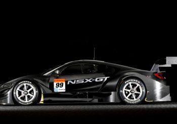 Voici la Honda NSX GT de 2017 pour le Super GT