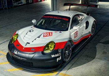 Porsche dévoile la 911 RSR de 2017 avec ... moteur central!
