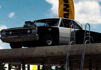 XBR Forza Horizon Showroom - Dodge Dart Hemi Super Stock de 1968