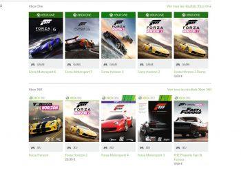 Plus de 5 millions de joueurs sur Forza en septembre