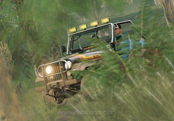 XBR Forza Horizon Showroom - Jeep Renegade '70 Style