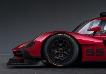 Mazda dévoile la RT24-P pour Daytona et le championnat WeatherTech