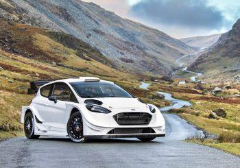 La Ford Fiesta WRC 2017 est prête