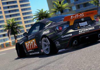 XBR Forza Horizon Showroom - Toyota FT86 Rocket Bunny Autoworks by Panda