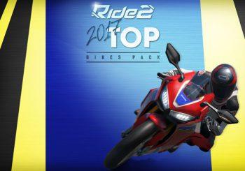 RIDE 2: Le 2017 Top Bikes Pack est disponible