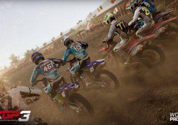 MXGP 3: Vidéo de gameplay sur le tracé de Kegums