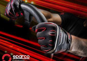 Sparco Gaming propose des gants de jeu