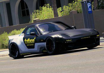 XBR Forza Horizon Showroom - Mazda RX7 FD Fatlace