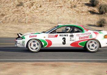 Assetto Corsa: Images et infos sur la Toyota Celica ST185