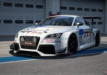 Assetto Corsa: Images de l'Audi TT RS VLN