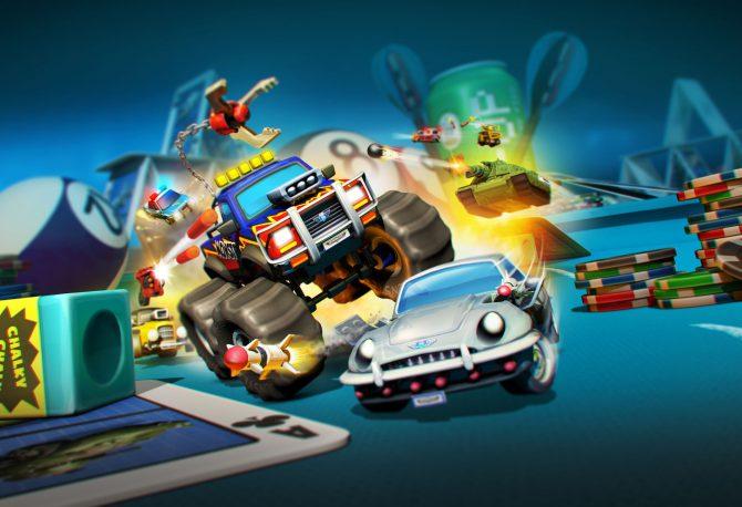 Test de Micro Machines World Series sur Xbox One