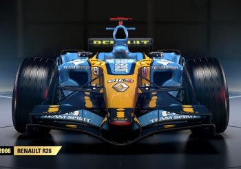 F1 2017 : La Renault R26 de 2006 sera de la partie !