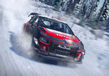 Test de WRC 7 sur Xbox One