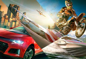 E3 2017: The Crew 2 utilise les USA sur terre, mer et ciel!