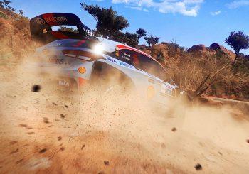 WRC 7: Patch de 800mo désormais disponible