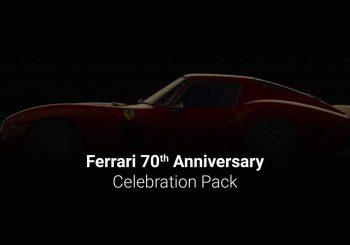 Assetto Corsa: Un Ferrari 70th Anniversary Celebration Pack