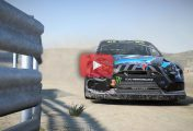DiRT 4: Replay en Ford Focus RS RX sur le circuit Rallycross de Montalegre