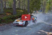 DiRT 4: Gameplay et Replay en Mitsubishi Evo VI sur une spéciale de Cradoc Valley