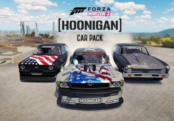 Forza Horizon 3: Un Hoonigan Car Pack gratuit le 15 août (avec conditions)!