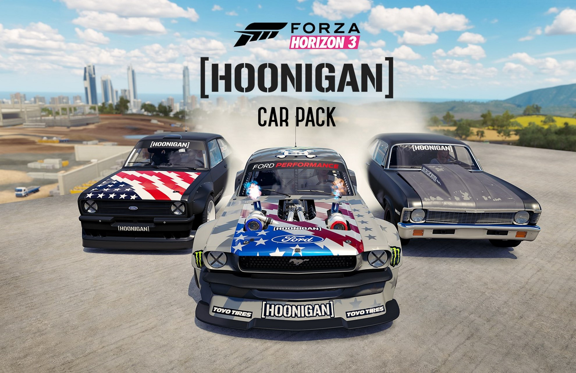 forza horizon 3 un hoonigan car pack gratuit le 15 ao t avec conditions. Black Bedroom Furniture Sets. Home Design Ideas
