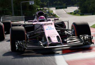 Test de F1 2017 sur Xbox One