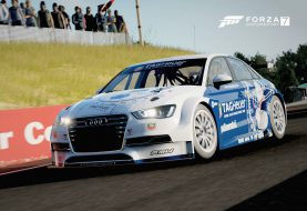 XBR Showroom Forza Motorsport 7 : Audi S3 Saloon Tag Heuer