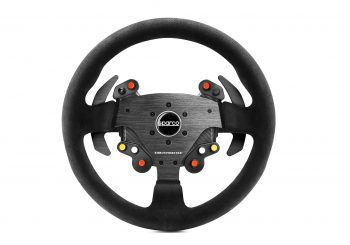 Thrustmaster dévoile la Rally Wheel Add-On Sparco R383 Mod