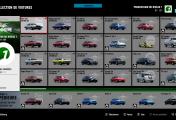 Forza 7: La liste des véhicules en concessionnaire spécialisé
