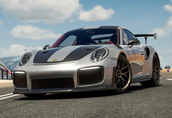 Test de Forza Motorsport 7 sur Xbox One