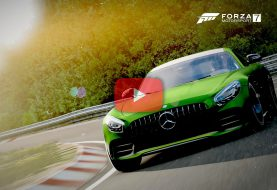 Forza Motorsport 7: Mercedes AMG GTR au Nordschleife