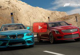 Forza Motorsport 7: BMW M2 ou Cadillac ATS-V?