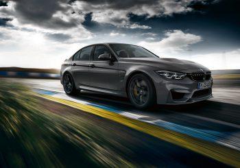 BMW présente la BMW M3 CS et ses 460cv