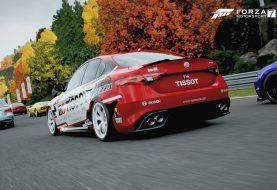 XBR Showroom Forza Motorsport 7 : Alfa Romeo Giulia Tissot