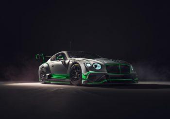 Bentley présente la nouvelle Continental GT3