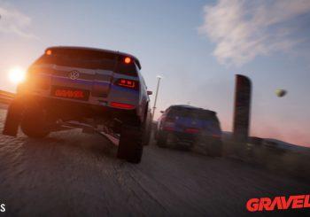 GRAVEL: Nouveau gameplay au Blue Paradise Speed Cross