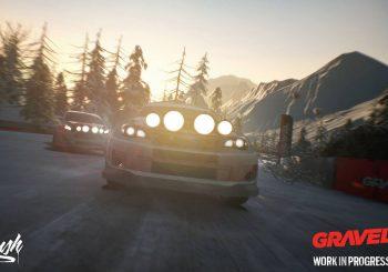 GRAVEL tease son DLC Ice and Fire en vidéo