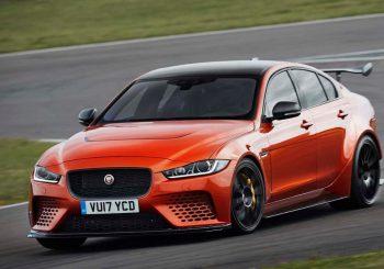 La Jaguar XE SV Project 8 est la nouvelle reine du Nordschleife