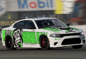 XBR Showroom Forza Motorsport 7 : Charger SRT Hellcat Gas Monkey Garage