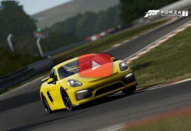Forza Motorsport 7: Porsche Cayman GT4 au Nordschleife