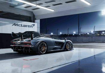 McLaren dévoile sa nouvelle supercar: La P15 Senna
