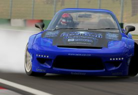XBR Showroom Forza Motorsport 7 : Rocket Bunny RX-7 Drift
