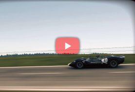 Project CARS 2: Spa historique en Lotus 40